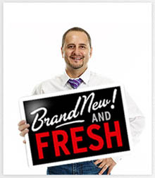 Wright Creative, Brand new and Fresh
